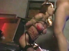 Amazing Japanese slut Maria Yumeno in Best Big Tits, Fishnet JAV movie