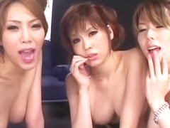Amazing Japanese chick in Incredible Lingerie, Big Tits JAV clip