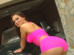 Pure Pov Jenys sporty body left my dick feeling fit