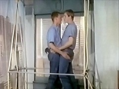 Vintage Twink Homosexual Fellatio And Anal