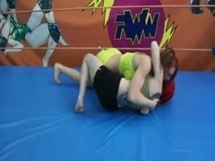 russian female wrestling