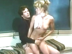 Amazing facial classic movie with JoAnna Storm and Karen Summer
