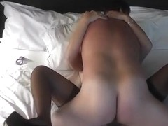 Super moist fuck wife with indecent talk