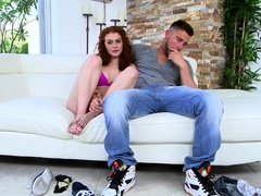 Best pornstars Seth Gamble, Alice Green in Horny Small Tits, College adult scene