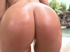 Ava Alvares's Big ASS Gets Fucked By One...