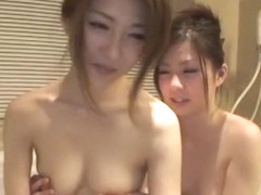 Amazing Japanese model Rian Kanade in Incredible Small Tits, Lesbian/Rezubian JAV scene