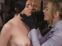 Fabulous fetish, anal porn scene with hottest pornstar Maitresse Madeline Marlowe from Everythingb.