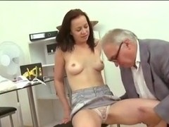 Old man and girl - 10