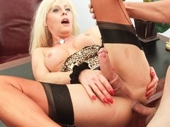 Mark Frenchy, Joanna Jet in Monsters Of Shemale Cock #29