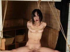 Fabulous fetish, bdsm xxx movie with best pornstars Osada Steve and Ageha Asagi from Waterbondage