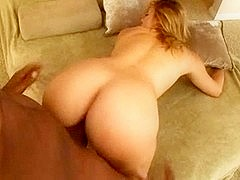 Blond PAWG Acquires Her Love Tunnel Smashed
