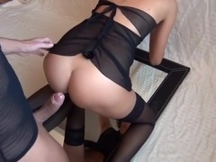 My homemade anal vid with a handsome gentleman
