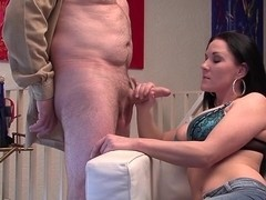 Crazy handjob movie 1