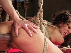 Exotic anal, fetish xxx scene with hottest pornstars Lyla Storm and Lea Lexis from Whippedass