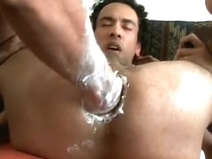 Amateur gay fisting movie