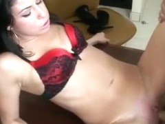 Fabulous Amateur record with Lingerie, Doggy Style scenes