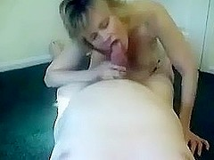 Mature couple doggy style sex tape