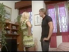 Slut Cheating Wife can't live without to fuck with her younger lover-1
