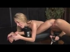 Sweet Suffering - Feet And Pussy Tickling