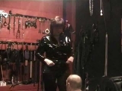 sissy cocksucking thrall training