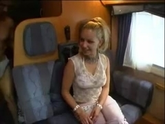 Norwegian girl takes BBC on Eurotrain