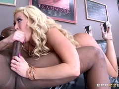 Pornstars Like it Big: Pornstars Anonymous. Summer Brielle, Nat Turner