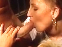 Hottest vintage adult video from the Golden Era