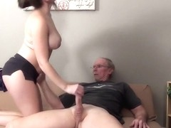 Amateurs Tomboy Daughter