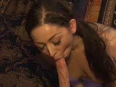 Fabulous pornstar Stephanie Adams in best gaping, facial adult video