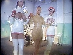 SADOMASOCHISM Latex - Fetish Nurses