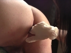 Lucky man elegantly fucked by his wife