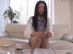 Yuho Kitada Hot Asian secretary hot for sex