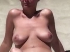 Nude Beach - Hot Wife