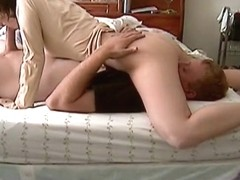 Sd - hot girl emily fucks her bf nathan on the bed in various positions
