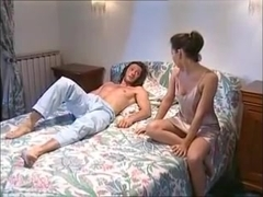 French Bedroom Fuck