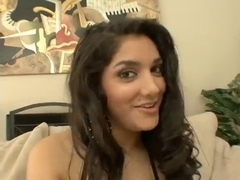 UK Desi Leah Joshi Can't Live Without Large Darksome Ding-Dong