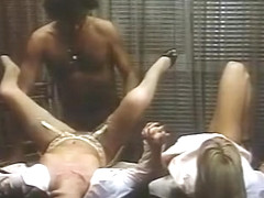 Hottest classic movie with Virginie and Morgane
