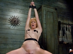 Amazing fetish porn movie with best pornstars Princess Donna Dolore and Ami Emerson from Wiredpussy