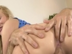 Hottest pornstar A.J. Applegate in fabulous facial, big ass adult clip