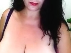 mayabbw50tits amateur record on 07/06/15 22:40 from Chaturbate