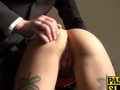 Sexy mature stripper tries rough sex for the first time ever