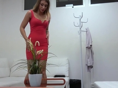 Vyvan Hill In Squirting Serbian Beauty Loves Cock