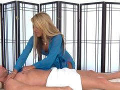 Incredible pornstars Holly Taylor, Holly Tyler in Fabulous Massage, HD sex video