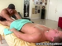 Straighty gets dick sucked gay
