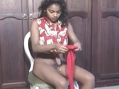 Rashneen Kerim-Koram - Striptease Part two