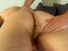 Steamy hot gay massage