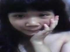 Vietnam girl masturbation