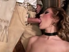 Hot DP Ranch Scene