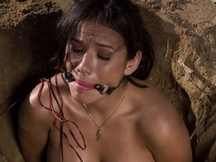 Hottest fetish, public xxx clip with incredible pornstar Nadia Styles from Wiredpussy
