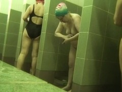 Hidden cameras in public pool showers 203